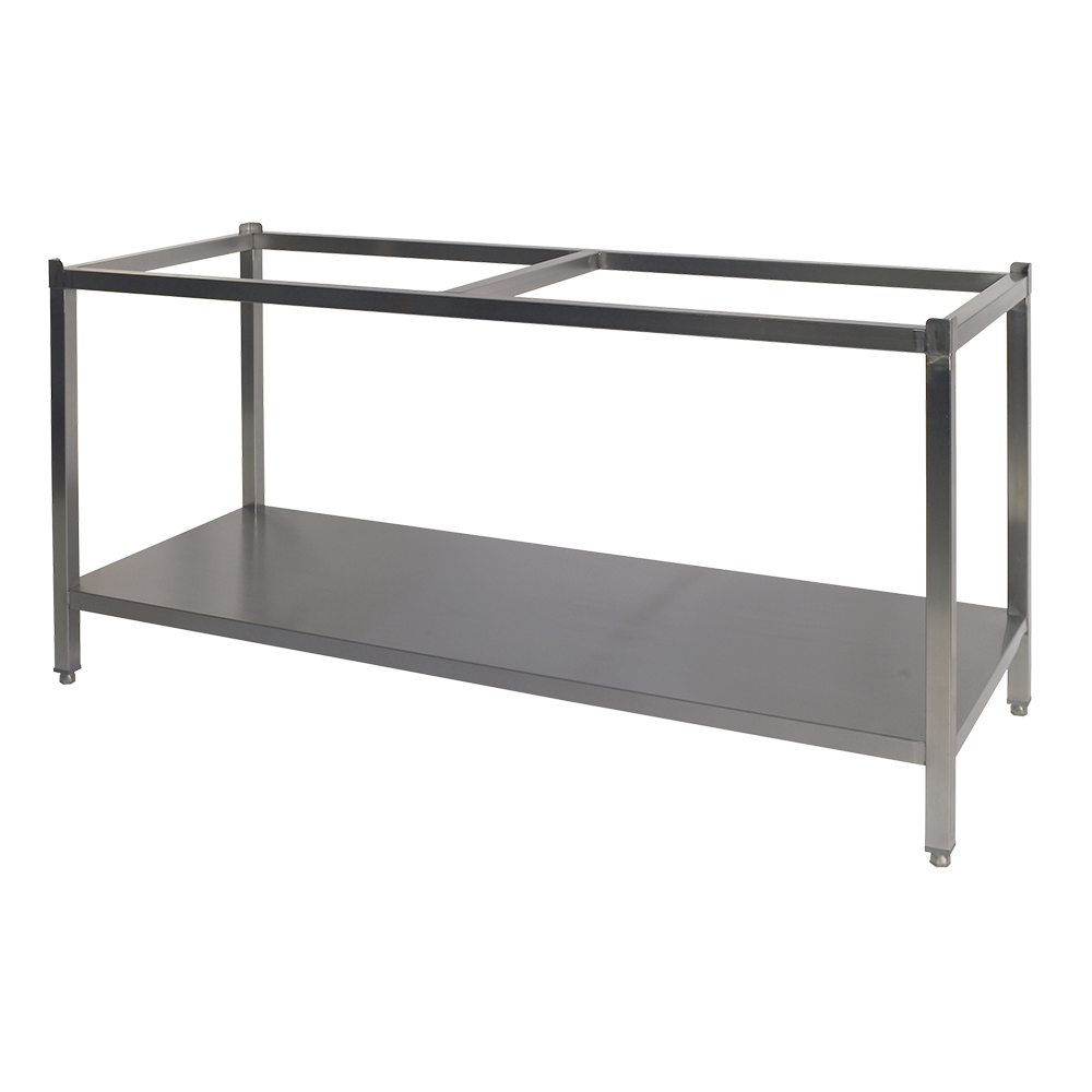 SUP/1: SUPPORT TABLE WITH UNDERSHELF 700