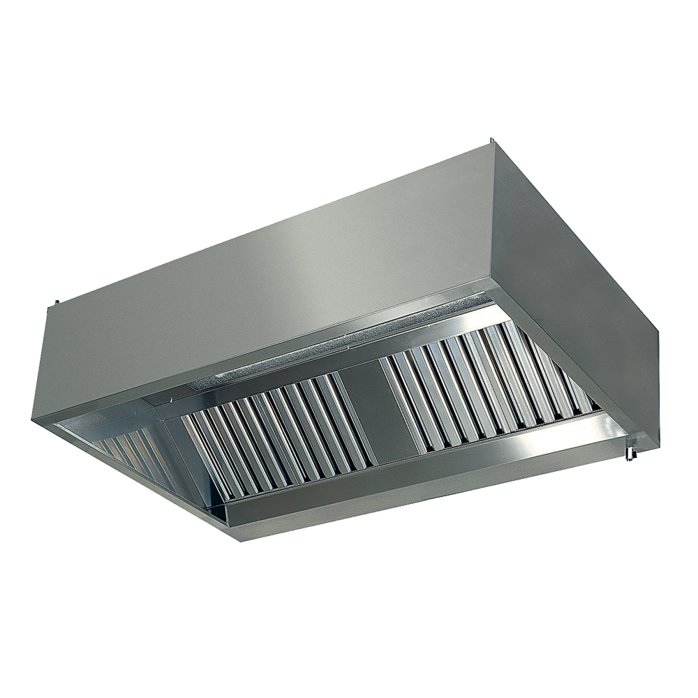 HRIL: WALL HOOD WITH COMPENSATION AIR