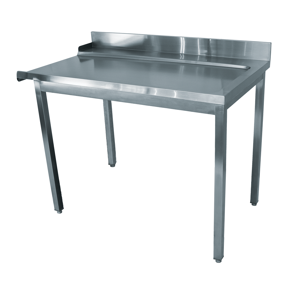 LVS: OUT TABLE FOR DISHWASHER WITHOUT UNDERSHELF